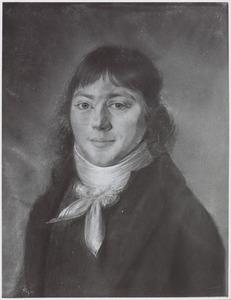 Zelfportret van Jacob Ernst Marcus (1774-1826)