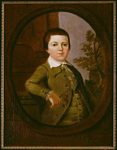 Portret van Jacobus Willemse de Fremery (1778-1811)