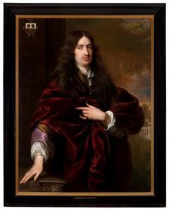 Portret van Pieter van Loon (1641-1727)