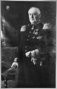 Portret van Matthias Adriaan Snoeck (1838-1911)