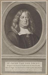 Portret van Jacob van der Tocht (....-1680)