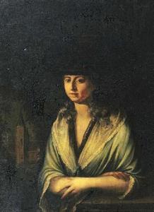 Portret van Johanna Helena van der Graeff van Vapour (1754-1791)