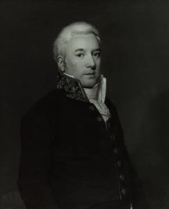 Portret van Gerrit Ferdinand van Asbeck tot Berge en Munsterhausen (1764-1836)