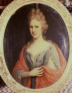 Portret van Jeanne Magdalena Voet van Winssen (1688- )