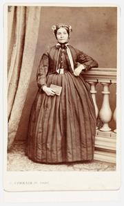 Portret van A. van de Middegaal
