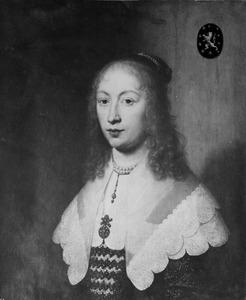Portret van waarschijnlijk Henrica Brouart