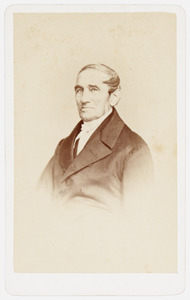 Portret van dhr. Jan Matthijs Noorduyn (1795-1863)