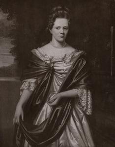 Portret van een vrouw, waarschijnlijk Henrica van Eck (1670-1756)