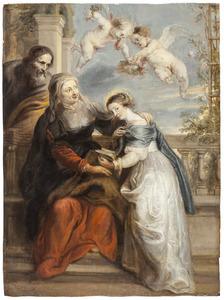 De opvoeding van Maria