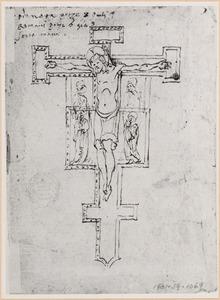 Middeleeuws kruisbeeld