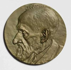Portret van Pieter Willem Adriaan Cort van der Linden (1846-1935)