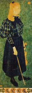 Portret van Anna Henny (1882-1927)