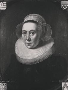 Portret van Susanna de Wilhem (1592-1680)