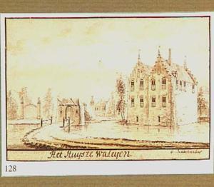 Het Huis te Waliën bij Winterswijk