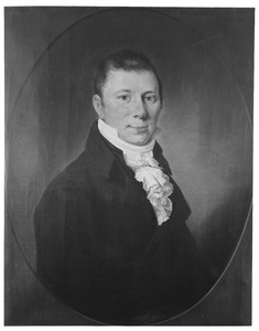 Portret van Antoni Christiaan Wynand Staring (1767-1840)