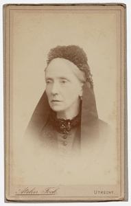 Portret van Cornelia van Vollenhoven (1822-1902)