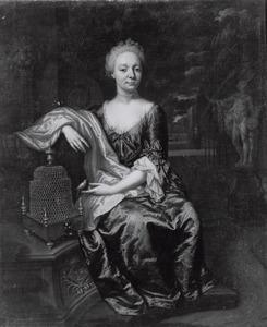 Portret van Louise Philippine Royer (1739-1809)