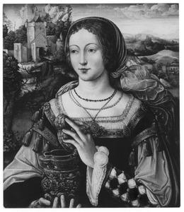 De H. Maria Magdalena met zalfpot