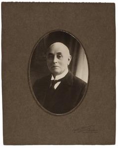 Portret van Cornelis Wilhelmus Fredericus Reijckers (1862-1925)