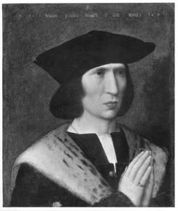 Portret van Paulus de Nigro