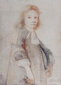 Portret van Lodewijk van Renesse (1655-1739)