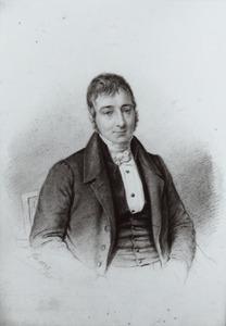 Portret van Jan van Heukelom (1784-1847)