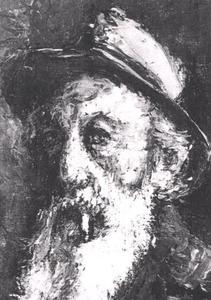 Portret van Andre Idserda (1879-1952)