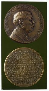 Portret van Jacob Theodoor Cremer (1847-1923)