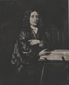 Portret van Johannes Best (1659-1715)