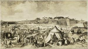 De sloop van de Antwerpse citadel, 23 augustus 1577