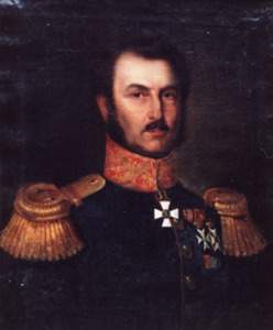 Portret van Carel Jan Riesz (1791-1856)