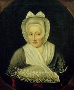 Portret van Aurelia Aletta van Haersma (1748-1810)