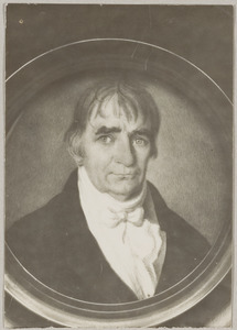 Portret van Lodewijk Christoffel Abbensets ( -1827)