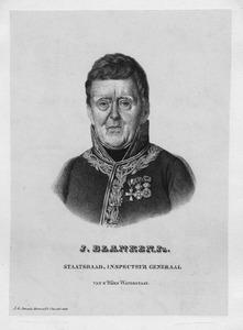 Portret van Jan Blanken (1755-1838)