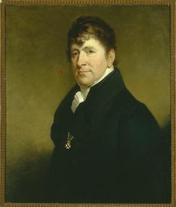 Portret van Gerardus Vrolik (1775-1859)