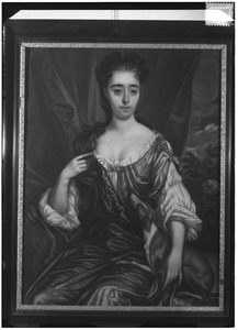 Portret van Eva de Wildt ( -1709)