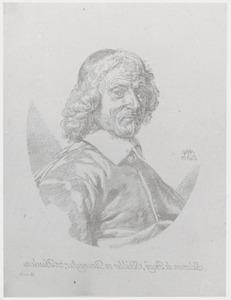 Portret van Salomon de Bray (1597-1664)
