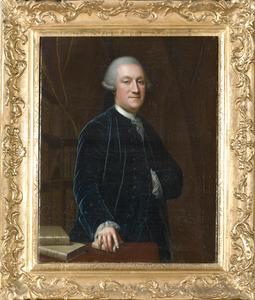 Portret van Johan Steengracht (1727-1785)