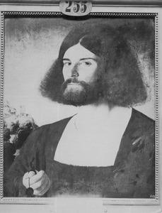 Portret van een Italiaanse man
