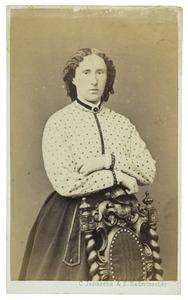 Portret van W.L. Hering