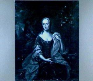 Portret van Aletta Lucretia Martens (1715-1782)