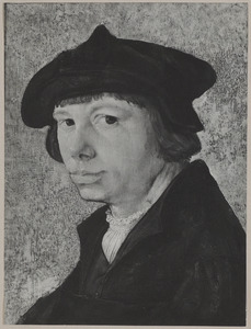 Portret van een man, zogenaamd zelfportret