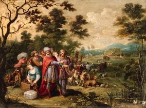 De Ark van Noah (Genesis 6: 5-22)