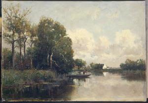Landschap nabij Vreeland