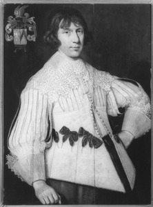 Portret van een man, waarswchijnlijk Dirk Diert (1606-1650)