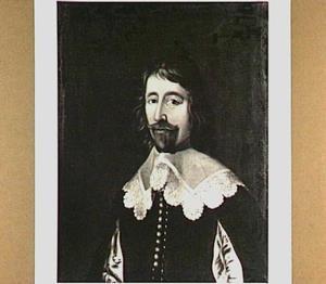 Portret van een man, mogelijk Schelte van Paffenrode