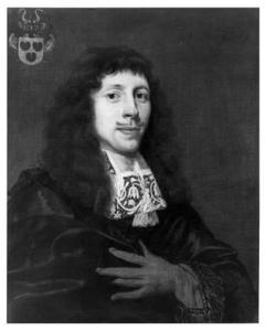 Portret van Johannes van der Meer (1639-1686)