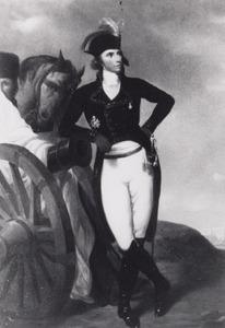 Portret van Joannes Baptista Dumonceau (1760-1821)