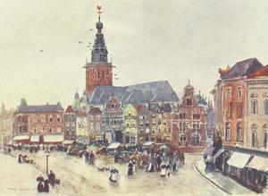 Markt in Nijmegen