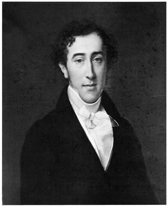 Portret van Jan Elias Huydecoper (1798-1865)